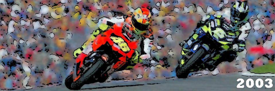 2003 MotoGP Champion