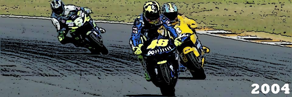 2004 MotoGP Champion