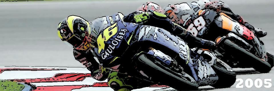 2005 MotoGP Champion