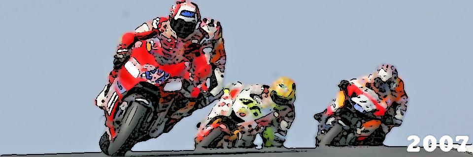 2007 MotoGP Champion