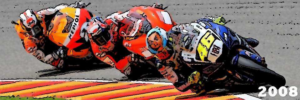 2008 MotoGP Champion
