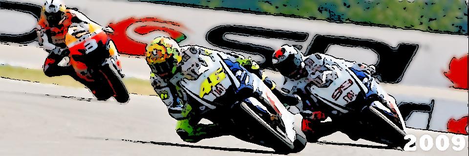 2009 MotoGP Champion