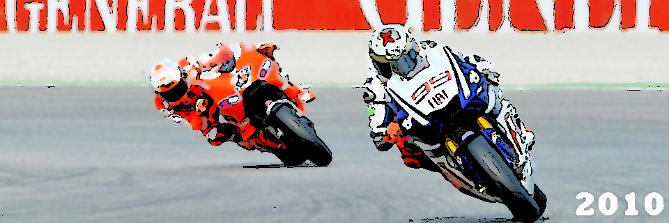 2010 MotoGP Champion