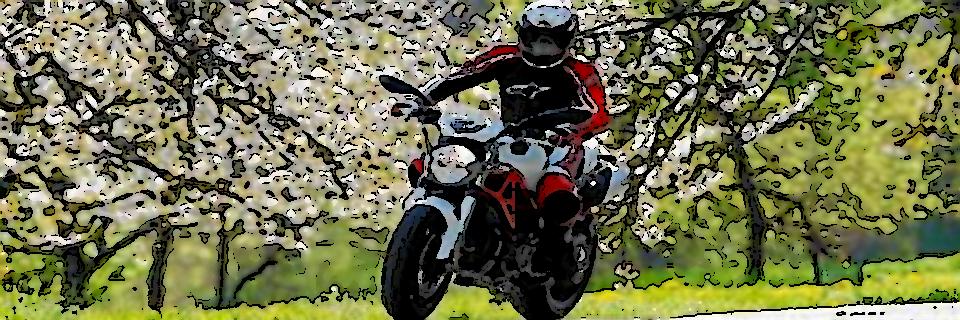 Motorrad Saisonstart