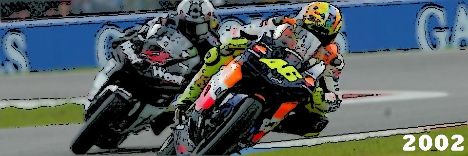 2002 MotoGP Champion